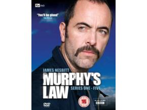 Murphys Law - Series 1-5 - Complete (DVD)