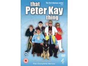That Peter Kay Thing (DVD)