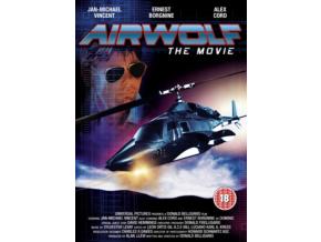 Airwolf The Movie (DVD)