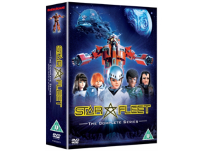 Star Fleet X Bomber - The Complete Series (DVD)