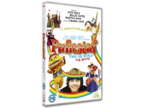 Pufnstuf 'Zaps The World' The Movie (DVD)
