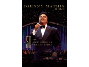 Johnny Mathis - Gold - 50th Anniversary (DVD)