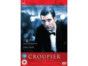 Croupier (2007) (DVD)