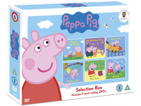 Peppa Pig Selection Box (DVD)