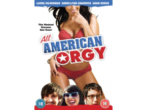 All American Orgy (DVD)