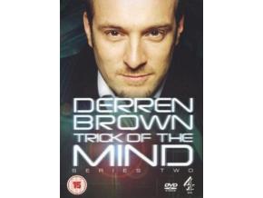 Derren Brown - Trick Of The Mind - Series 2 (DVD)