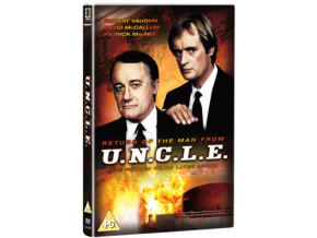 Return of the Man from the U.N.C.L.E. (1983) (DVD)