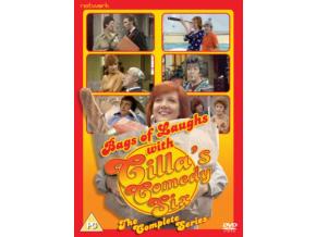 Cilla's Comedy Six: The Complete Series (1975) (DVD)