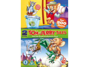 Tom and Jerry Tales - Volume 1-2 (DVD)