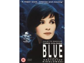 Three Colours Blue (DVD)