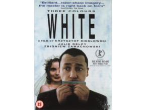 Three Colours White (DVD)