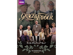 Grace & Favour (Are You Being Served? Again!): The Complete Series (DVD)
