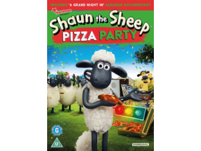 Shaun The Sheep –  Pizza Party (DVD)