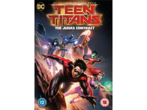 Teen Titans: The Judas Contract [Includes Digital Download] [DVD]