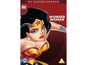 Dc Super-Heroes: Wonder Woman (DVD)