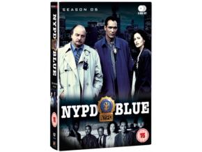NYPD Blue - Season 5 (DVD)