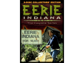 Eerie Indiana - The Complete Series (Collectors Edition) (Three Discs) (DVD)