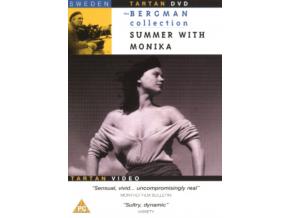 Summer With Monika (Subtitled) (DVD)