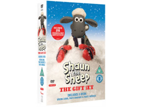 Shaun The Sheep - The Gift Set (DVD)