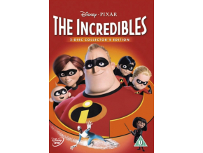 The Incredibles (2 Disc Collector's Edition) (DVD)
