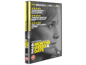 Four Months  Three Weeks And Two Days (DVD)