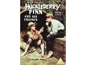 Huckleberry Finn and his Friends: Volume 1 Episodes 1-7 (DVD)