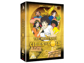 Mysterious Cities Of Gold (DVD)