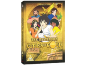 The Mysterious Cities Of Gold: The Complete Series BBC (DVD)