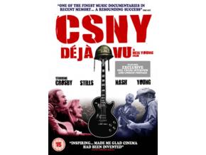 CSNY - Deja Vu (DVD)