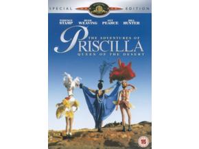 The Adventures Of Priscilla Queen Of The Desert (Special Edition) (1994) (DVD)
