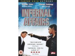 Infernal Affairs (Subtitled) (DVD)