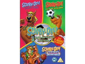 Scooby-Doo: Sporting Triple (DVD)