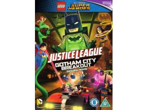 LEGO DC Justice League: Gotham City Breakout (DVD)