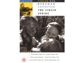 The Virgin Spring (Subtitled) (DVD)