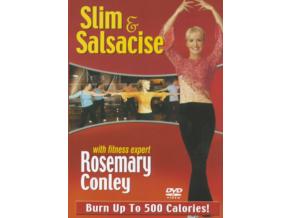 Rosemary Conley - Slim N Salsacise (DVD)