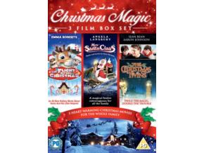 Christmas Magic Boxset (DVD)