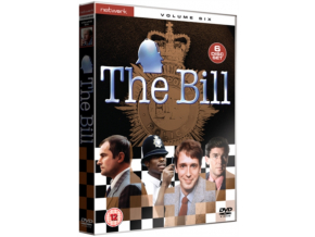 The Bill: Volume Six (DVD)