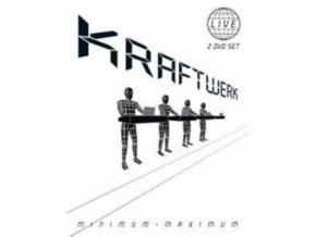 Kraftwerk: Minimum Maximum (Music 2DVD)
