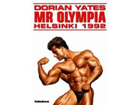 Dorian Yates - Mr Olympia - Helsinki 1992 (DVD)