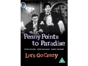 Penny Points To Paradise / Let's Go Crazy (DVD)