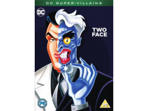 Heroes And Villains: Two Face (DVD)