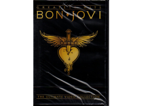 dvd bon jovi greatest hits