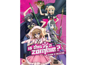 Is This A Zombie? Collection (DVD)