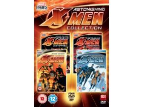 X-Men BoxSet (Marvel Knights) (DVD)
