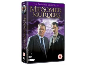 Midsomer Murders The Complete Series Seven (DVD)