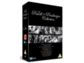Powell & Pressburger Boxset (Eleven Discs) (Box Set) (DVD)
