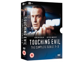 Touching Evil - Series 1-3 - Complete (DVD)
