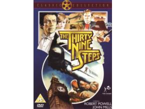 The Thirty Nine Steps (1978) (DVD)