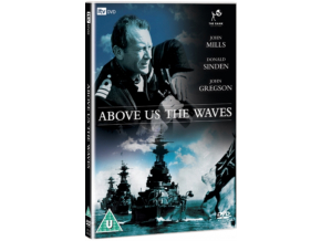 Above Us The Waves (1955) (DVD)