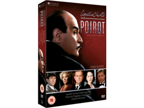 Agatha Christie's Poirot - Collection 8 (DVD)